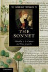 The Cambridge Companion to the Sonnet - A.D. Cousins, Peter Howarth