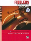 Fiddlers Philharmonic Encore!: Cello & Bass, Book & CD - Andrew H. Dabczynski