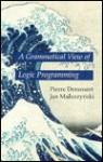 A Grammatical View of Logic Programming - Pierre Deransart, Jan Maluszynski