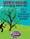 Growth Hacking with Digital Marketing: How To Flood Your Website With Traffic in 30 days - Romuald Andrade, Ivan Misner