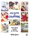 Crafting: 365 Days of Crafting - White Lemon