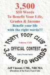 3,500 $10 Words to Benefit Your Li Fe, Grades & Income - Jeff Vincent