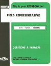 Field Representative: Test Preparation Study Guide, Questions & Answers - National Learning Corporation