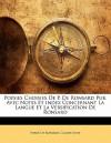 Po Sies Choisies de P. de Ronsard Pub. Avec Notes Et Index Concernant La Langue Et La Versification de Ronsard - Pierre de Ronsard, Claude Binet