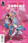 Zodiac Starforce #1 - Marguerite Sauvage, Paulina Ganucheau, Kevin Panetta