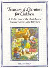 Treasury of Literature for Children - Linda Yeatman
