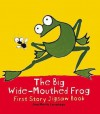 The Big Wide-mouthed Frog Jigsaw Book - Ana Martin Larranaga