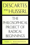 Descartes and Husserl - Paul S. MacDonald