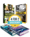 Photography Box Set: Step By Step Instructions and Top 25 Tips For Shooting Amazing Photos and understand the Fundamentals of Lighting. 30 Lessons to Use ... photography tips, photography equipment) - Albert Peters, Sara Ortiz, Al Holt, Orlando Daniels