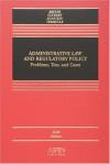 Administrative Law: A Casebook (Casebook Series) - Bernard Schwartz, Roberto L. Corrada, J. Robert Brown Jr.