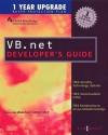 Vb. Net Web Developer's Guide - Cameron Wakefield, Wei-Meng Lee