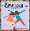 It's Kwanzaa Time!: A Lift-The-Flap Story - Synthia Saint James