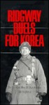 Ridgway Duels for Korea - Roy E. Appleman