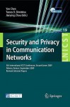 Security And Privacy In Communication Networks: 5th International Icst Conference, Secure Comm 2009, Athens, Greece, September 14 18, 2009, Revised Selected ... And Telecommunications Engineering) - Yan Chen, Tassos D. Dimitriou, Jianying Zhou