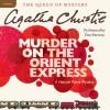 Murder on the Orient Express: A Hercule Poirot Mystery - Agatha Christie, HarperAudio, Dan Stevens