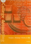 College Accounting, Chapter 1-9 - Douglas J. McQuaig, Patricia A. Bille