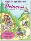 Mega Magna Forms Princess (Activity Books) - Sarah Jane Bryan