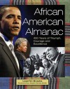 African American Almanac: 400 Years of Triumph, Courage and Excellence - Lean'tin Bracks, Jessie Carney Smith