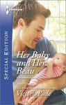 Her Baby and Her Beau (Harlequin Special EditionThe Camdens of Colorado) - Victoria Pade