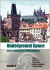 Underground Space the 4th Dimension of Metropolises, Three Volume Set +Cd-ROM: Proceedings of the World Tunnel Congress 2007 and 33rd Ita/Aites Annual General Assembly, Prague, May 2007 - Jiri Bartak, Georgij Romancov, Ivan Hrdina