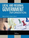 Local and Regional Government Information - Mary Martin