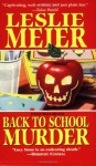 Back to School Murder - Leslie Meier