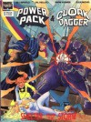 Power Pack & Cloak and Dagger: Shelter from the Storm - Bill Mantlo, Sal Velluto, Mark Farmer