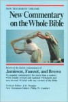 New Commentary on the Whole Bible: Based on the Classic Commentary of Jamieson, Fausset, and Brown - Philip W. Comfurt, Philip Wesley Comfort, Philip W. Comfurt
