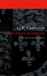 Breve historia de Inglaterra - G.K. Chesterton, Miguel Temprano