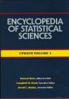 Encyclopedia of Statistical Sciences, Update Volume 1 - Samuel Kotz