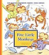 Five Little Monkeys - Lynne Avril