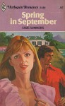 Spring in September - Essie Summers