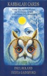 Kabbalah Cards - Paul Roland