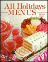 All Holidays Menus - Barbara Grunes