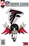 NFL Rush Zone: Season Of The Guardians #1 - Atlanta Falcons Cover - Kevin Freeman, M. Goodwin