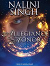 Allegiance of Honor (Psy/Changeling) - Nalini Singh, Angela Dawe