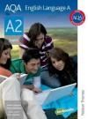 Aqa A2 English Language A: Student's Book - Daniel Clayton, Adam Leyburn, Mark Saunders