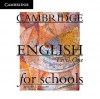 Cambridge English for Schools 1 Class Audio CDs (2) - Andrew Littlejohn, Diana Hicks