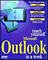 Teach Yourself Microsoft Outlook 97 in 24 Hours - Brian Proffitt