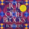 101 Full-Size Quilt Blocks and Borders - Carol Field Dahlstrom