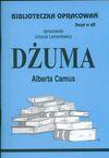 Biblioteczka Opracowań Dżuma Alberta Camusa - Urszula Lementowicz