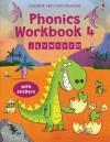 Phonics Workbook 4 - Mairi Mackinnon