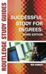 Successful Study For Degrees - Rob Barnes