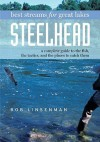 Best Streams for Great Lakes Steelhead: A Complete Guide to the Fish, the Tactics, and the Places to Catch Them - Bob Linsenman