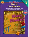 Math 2 Master Word Problems; Grade 4 (Math 2 Master) - School Specialty Publishing