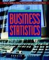 Business Statistics: A Self-Teaching Guide - Donald J. Koosis, Jennifer Smith