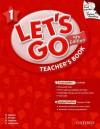 Let's Go 1 Teacher's Book [With CDROM] - Helen Ambrosio, Ritzuko Nakata, Karen Frazier