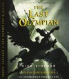 Percy Jackson and the Olympians books 1-5 CD Collection (Percy Jackson & the Olympians) - Rick Riordan