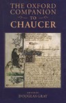 The Oxford Companion to Chaucer - Douglas Gray