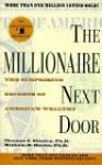 The Millionaire Next Door - Thomas J. Stanley, William D. Danko